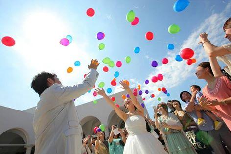 挙式での演出⑥【結婚式の挙式・披露宴での演出集】