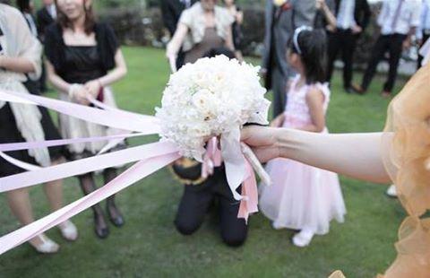 挙式での演出④【結婚式の挙式・披露宴での演出集】