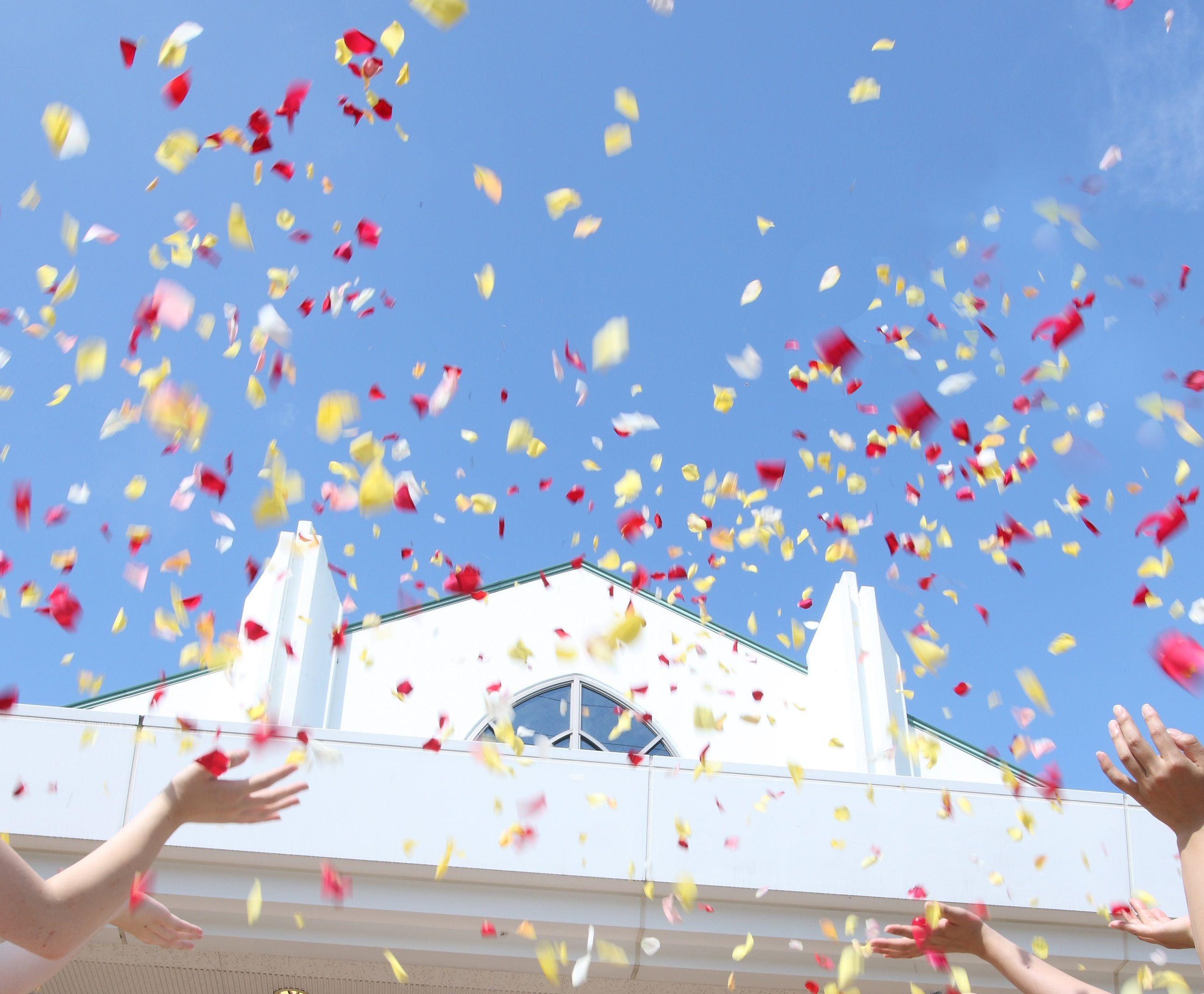 挙式での演出②【結婚式の挙式・披露宴での演出集】