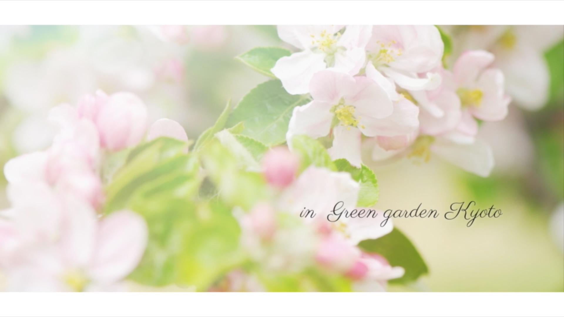 【Garden】プロフィールムービー