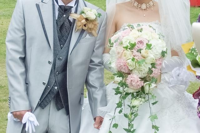 ドレス結婚式