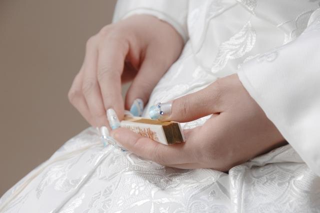 白無垢結婚式