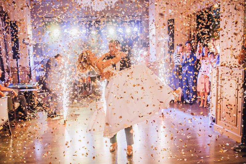 《ユニーク系&ゲスト参加型の演出アイデア》結婚式を笑顔いっぱいに盛り上げる