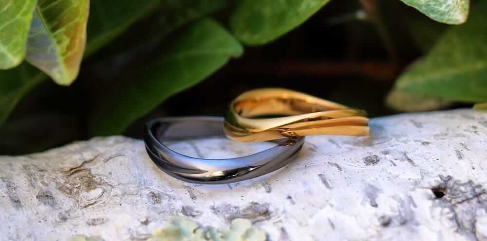 結婚指輪タンタル
