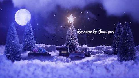 【Christmas】オープニングムービー