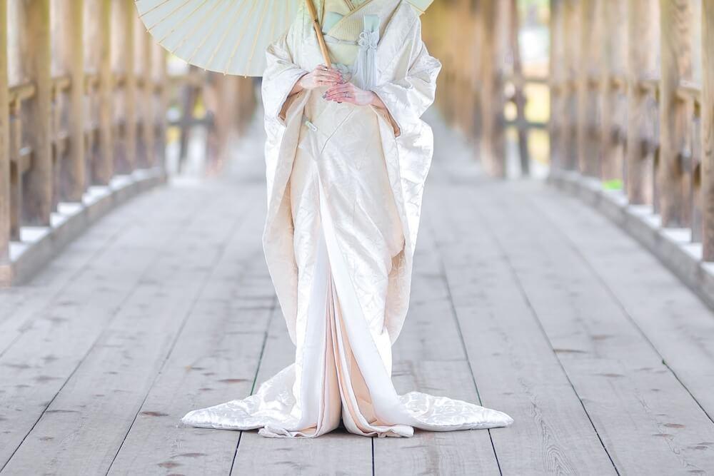 着物で結婚式を挙げたい!イマドキの和装結婚式
