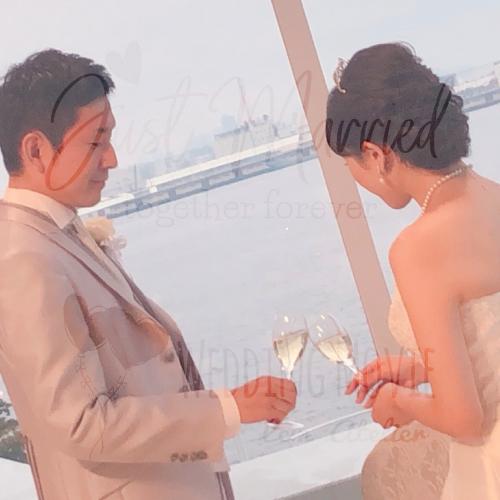 プロフィールムービー・エンドロールムービー制作 2020/12/5挙式 神奈川県