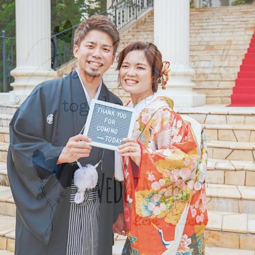 プロフィールムービー・オープニングムービー制作 2021/3/13挙式 岐阜県